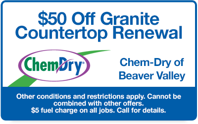 $50 off granite countertop renewal coupon