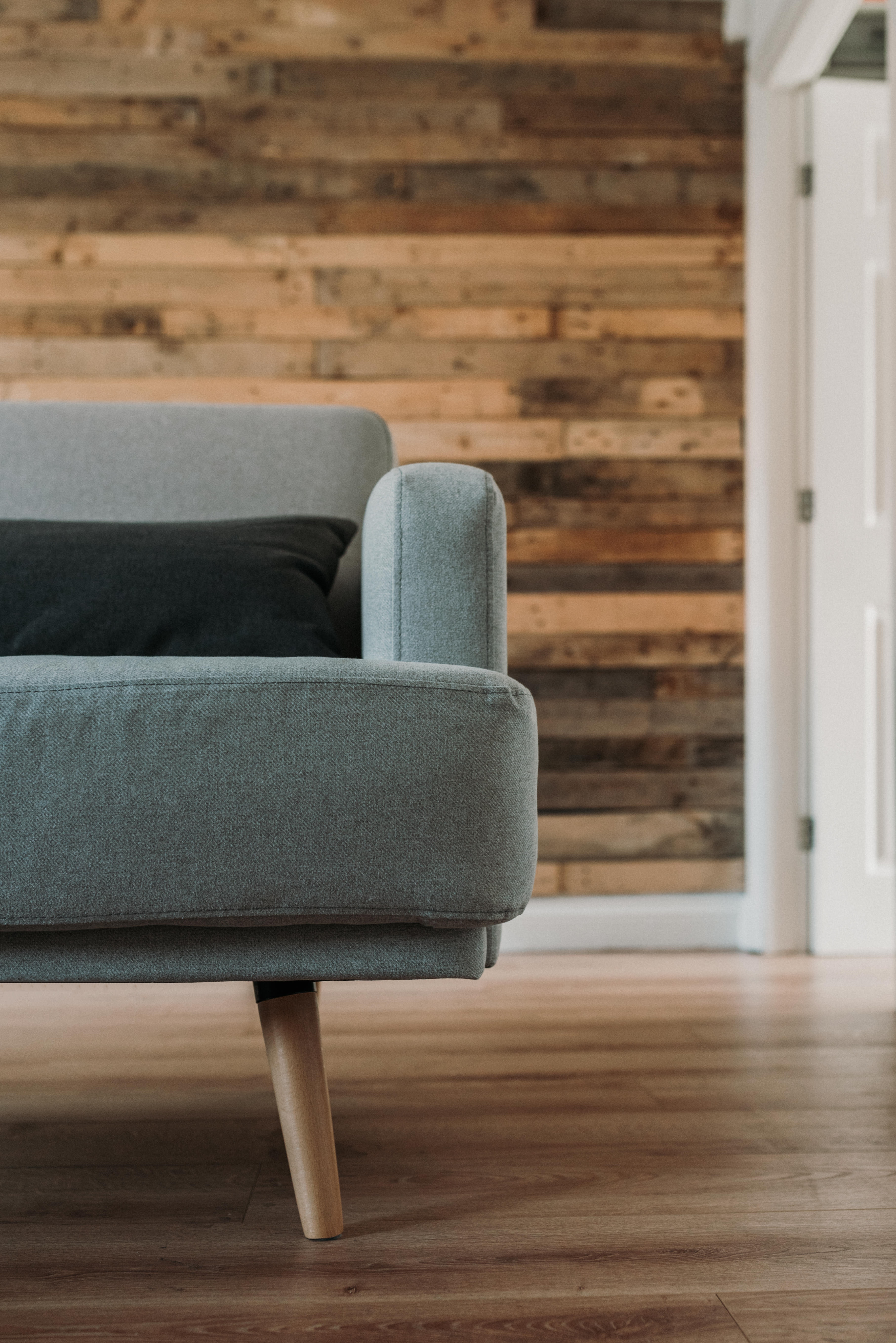 Clean Fabric Couch